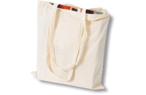 FABRIC BAG LONG HANDLE SET/6PCS